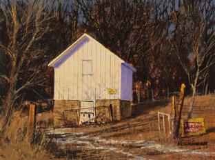 Hugh Greer - Butler County Barn