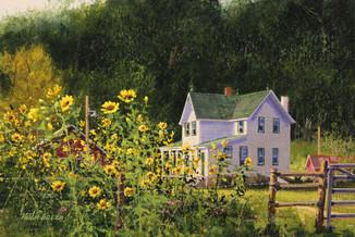 Hugh Greer - Farmer Green's House