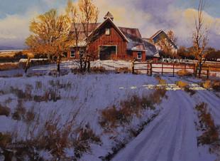 Hugh Greer - Taylor's Barn