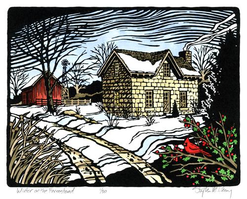 Winter on the Farmstead
