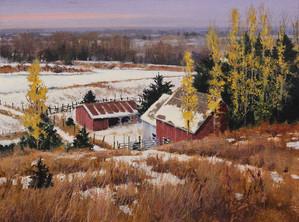 Hugh Greer - Frozen Pond