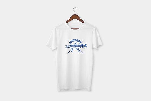 Fishing póló