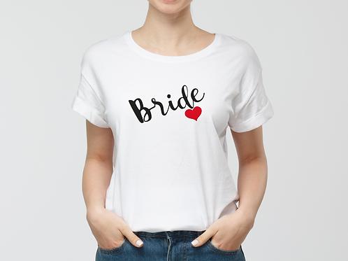 Bride póló