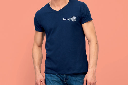 Rotary V-nyakú Póló