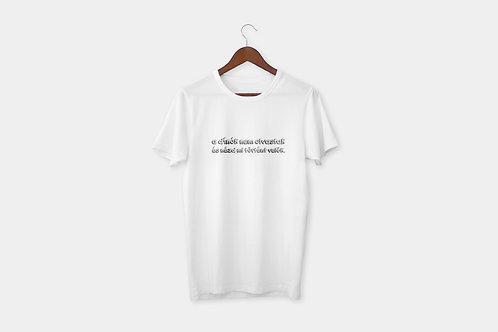 A dínók sem olvastak póló