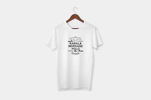 Kabala horgász póló