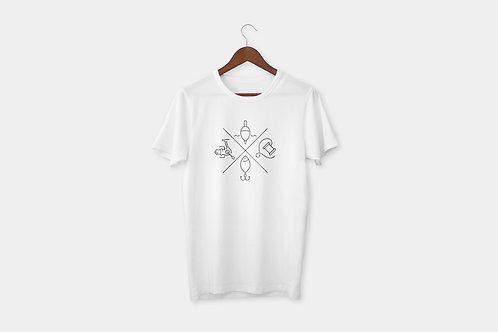 Minimal Horgász póló