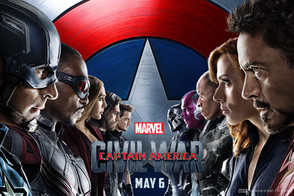 CAPTAIN AMERICA CIVIL WAR (2016) กัปตันอเมริกา 3