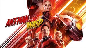 แอนท์-แมน และ เดอะ วอสพ์ Ant-Man and the Wasp