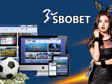 SBOBET เว็บแทงบอลไลน์ยอดนิยม เว็บบอลที่ดีที่สุด