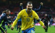 """""""อิบรา"""" หวนติดทีมชาติสวีเดน อีกครั้ง ในรอบ 5 ปี"""