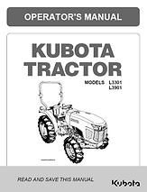Kubota L3301, L3901
