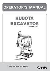 Kubota U17