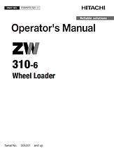 Hitachi ZW310-6