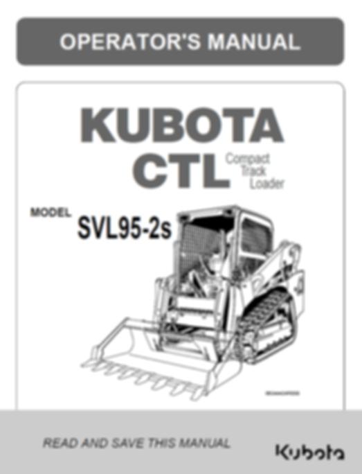 Kubota SVL95-2S
