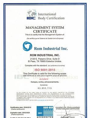 Certificacion Rom Industrial 2019.jpg