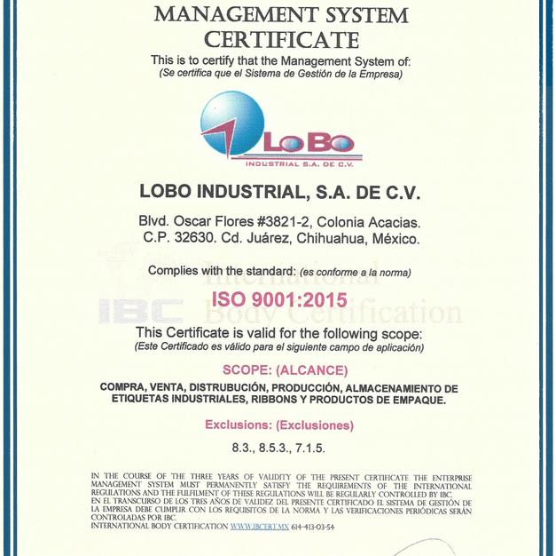 LOBO Industrial