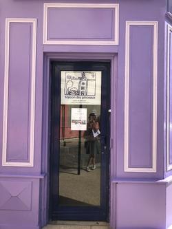 photo de local en violet