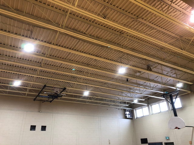Commercial High Bay Lights Retrofit