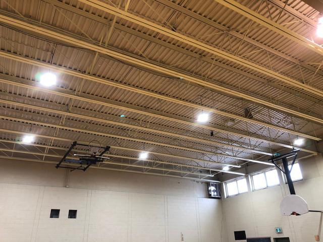 Commercial High Bay Lights Retrofit
