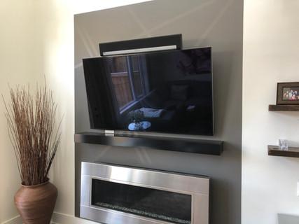 """65"""" Full Motion TV Mount"""