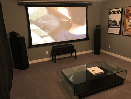 Home Theater Design And Build