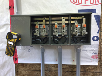 Multi Unit Hydro Meters