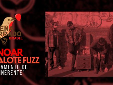 """Cachalote Fuzz (MG) lida com as frustrações e fúrias no novo single """"Inerente"""""""