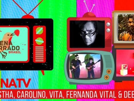 CENA TV: Os lançamentos audiovisuais da semana da nossa cena independente que você não pode perder