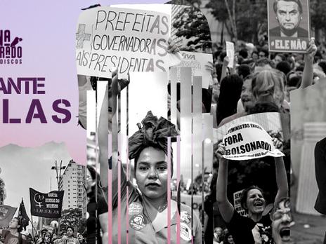 O avante delas: Mulheres na política, o voto feminino em 2020 e as direções que desejamos