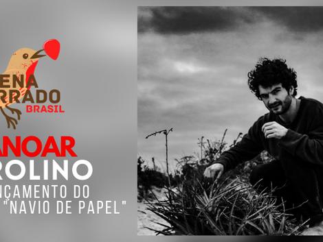 Dança dos movimentos do mar desenha o novo single de Carolino (MG)