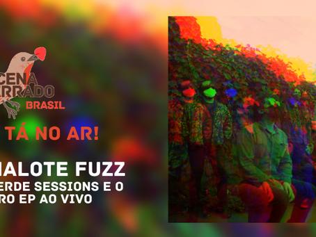 "Carta-release: O ""bom dia"" da Cachalote Fuzz na Casa Verde Sessions"