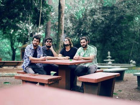 Cachalote Fuzz lança disco em seu próprio festival, neste sábado.