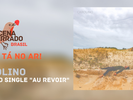 """""""Deixa a alma perdida"""": Carolino (MG) lança novo single com Au Revoir"""