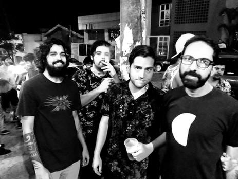 """Cachalote Fuzz lança single de seu novo disco, conheça """"Congelado"""""""