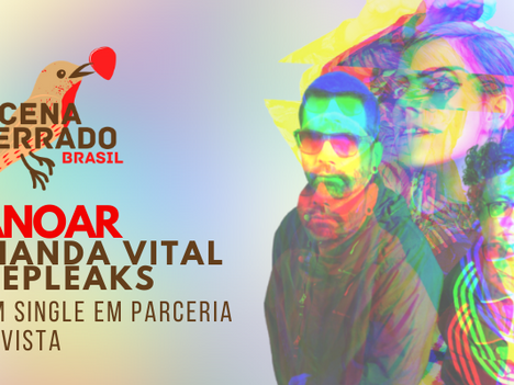 Fernanda Vital (MG) embarca em novo lançamento com Deepleaks (SP)