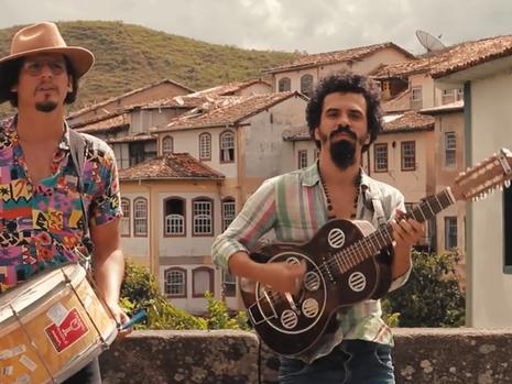 """#LANÇAMENTO: Assista o clipe de """"Veio e Foi"""", de Caramuru & Julião"""