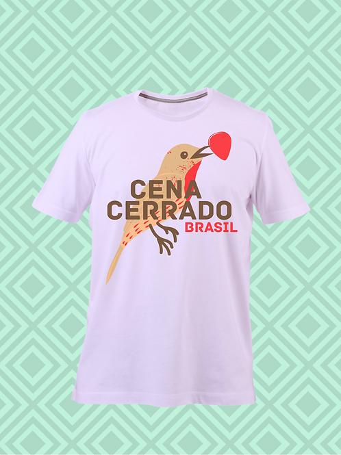 Camiseta Cena Cerrado BRANCA