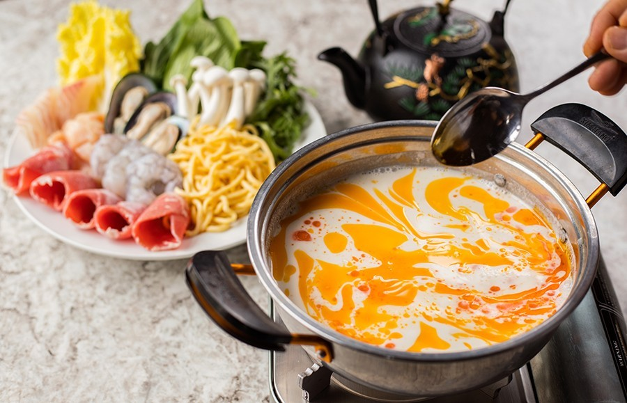VP Hot Pot Dish