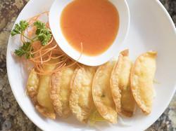 VP House made Crab Rangoon