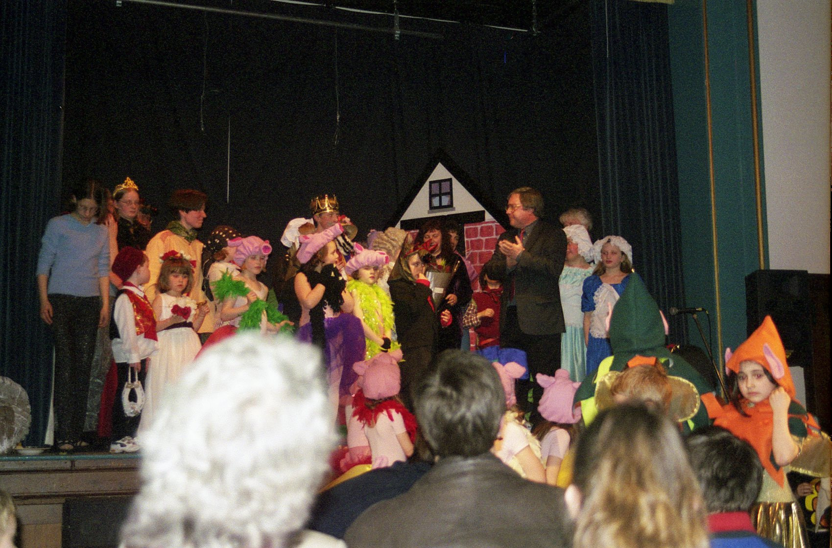 2001 The Princess & The Swinherd From Je
