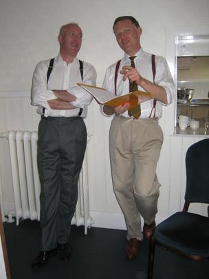 2010, Riding Mill Drama Club, The Play t