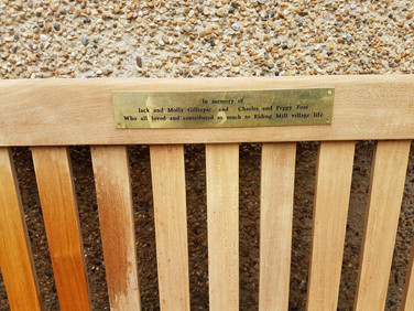 Shed Garden Seat
