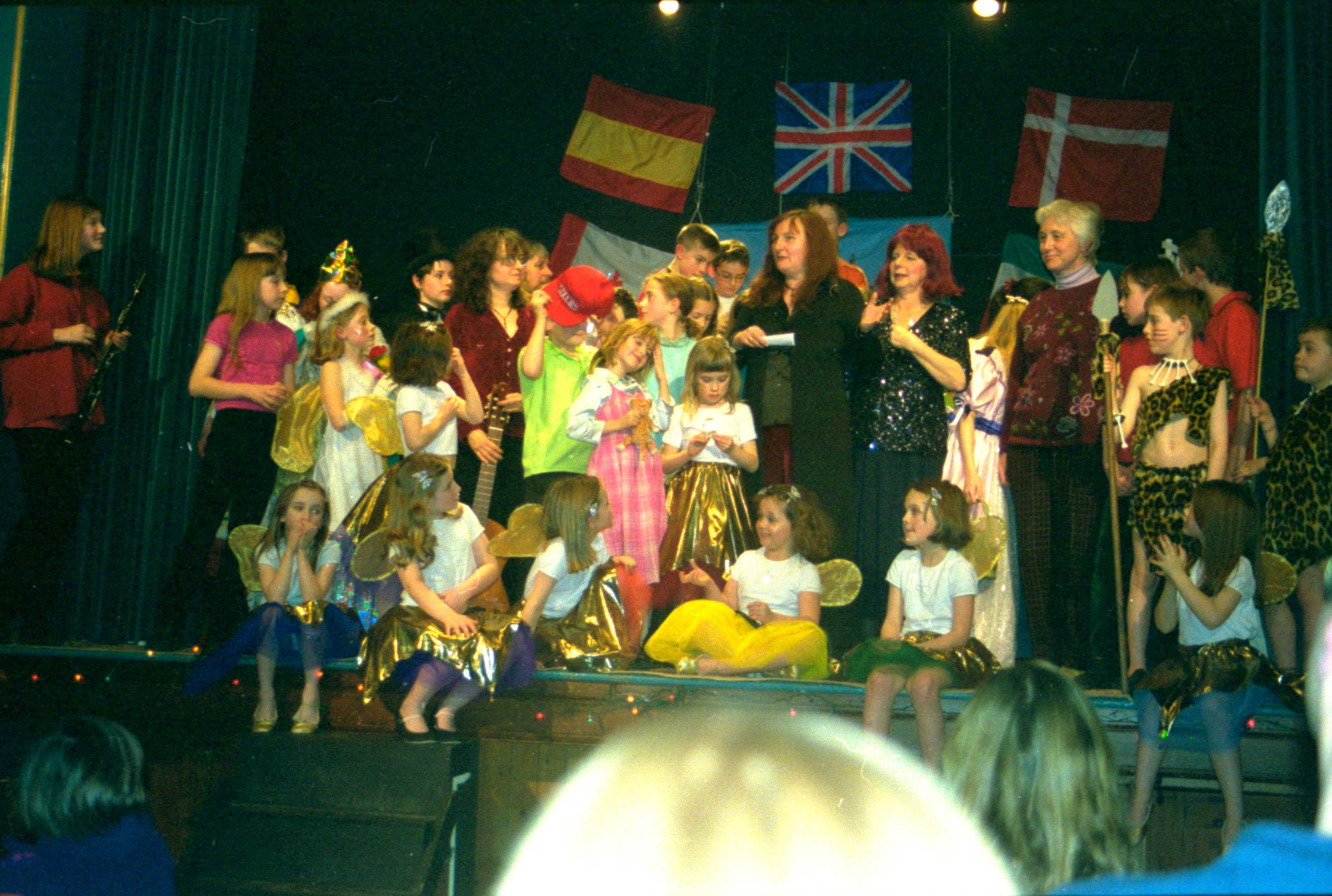 Millenium Show Jan 2000 From Jean Buckle