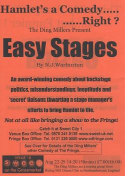 2005 The Ding Millers in Edinburgh Easy