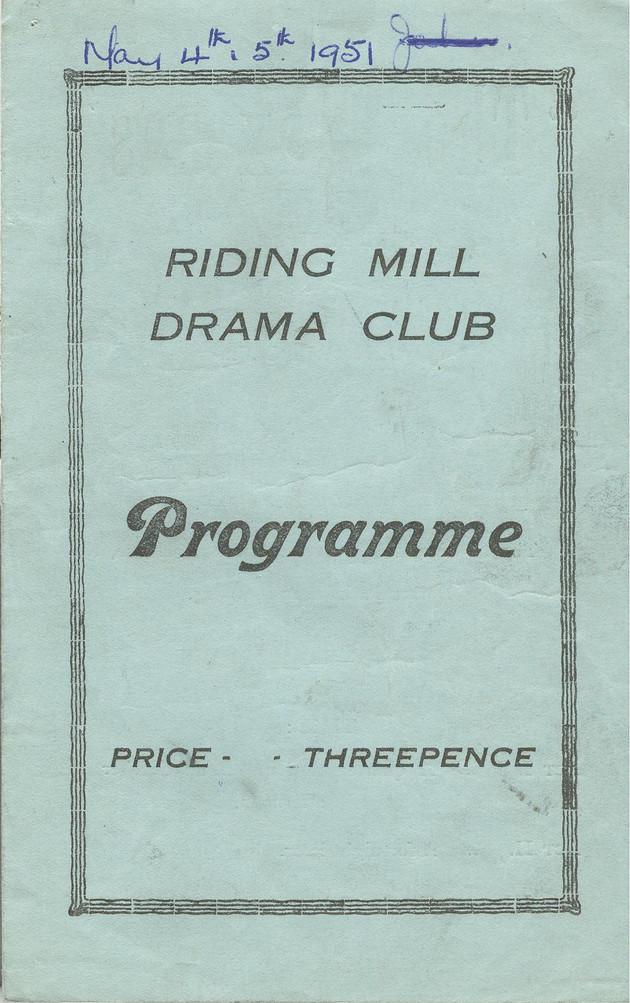 1951 Riding Mill Drama Club, The Haxtons, May (1).jpg
