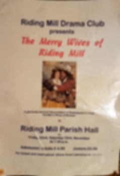 The Merry wives of riding mill poster.jp