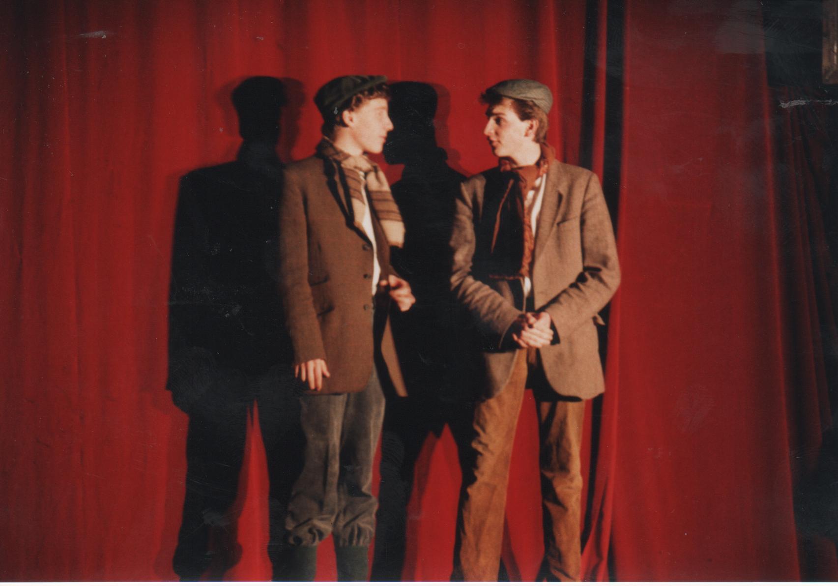 1988, Riding Mill Drama Club, Peter Pan,