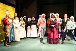 2008, Riding Mill Drama Club, The Rivals