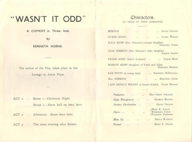 1952 Riding Mill Drama Club, Wasn't it Odd, Nov (2).jpg